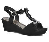 Esabela Sandalen in schwarz