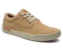 Zimzala canvas Sneaker in beige