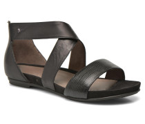 Zena Sandalen in schwarz