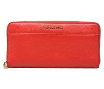 Mercer Pocket ZA Continental Portemonnaies & Clutches für Taschen in rot