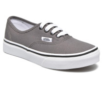 Authentic E Sneaker in grau
