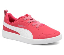 Inf Courtflex in Ps Sneaker rosa