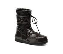 Soft Mid Stiefeletten & Boots in braun