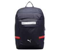 BMW Motorsport Backpack Rucksäcke für Taschen in blau