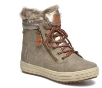 Marie Stiefeletten & Boots in grau