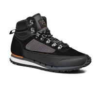 Bagel Sneaker in schwarz