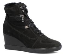 D Eleni B D7467B Sneaker in schwarz