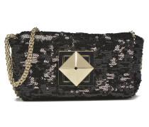 Le Copain sequins Porté travers Handtaschen für Taschen in schwarz