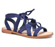 Sandra 11 Sandalen in blau