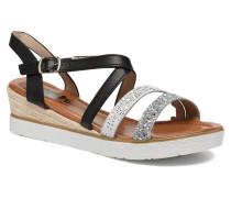 Japy 46651 Sandalen in schwarz