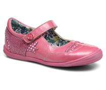 Polygone Ballerinas in rosa