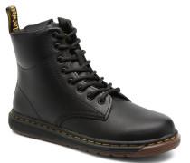 Malky J Stiefeletten & Boots in schwarz