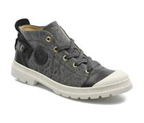 Aix F Sneaker in schwarz