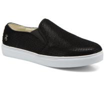 Ava Sneaker in schwarz