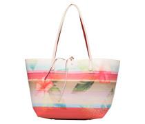 Capri Polynesia Reversible Handtaschen für Taschen in rosa