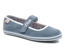 Lyki Ballerinas in blau