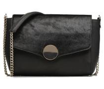 Missy Porté travers Handtasche in schwarz