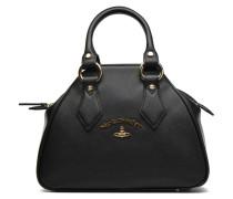 DIVINA Satchel Handtaschen für Taschen in schwarz