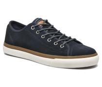 Premiere Suede Sneaker in blau