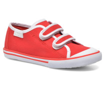 Borizo Scratch Kid Sneaker in rot