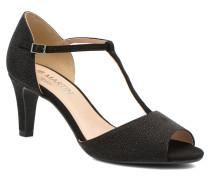 Eclair Sandalen in schwarz