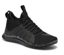 Free Hypervenom 2 Sneaker in schwarz