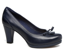 Chorus Bombay Pumps in blau
