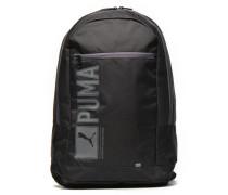 Pioneer backpack I Rucksäcke für Taschen in schwarz