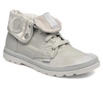 Bgy Low Lp Mtlk Sneaker in beige