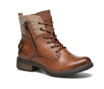 Cassia Stiefeletten & Boots in braun