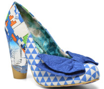 Bowtina Pumps in blau