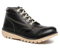 Neorallye H Stiefeletten & Boots in schwarz