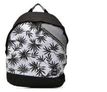Oasis Palm Dome Rucksäcke für Taschen in schwarz