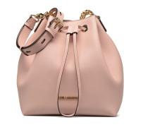 Klassik Drawstring Handtaschen für Taschen in rosa