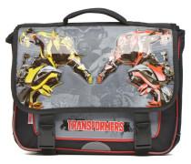 Transformers Cartable 38cm Schulzubehör für Taschen in grau