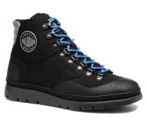 Pallasider HIKR Mid Stiefeletten & Boots in schwarz