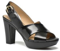 D HERITAGE B D62R1B Sandalen in schwarz