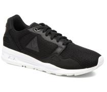 LCS R900 Mesh 2 Tones Sneaker in schwarz