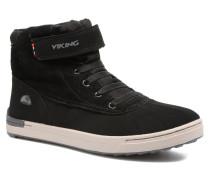 Molde MID Sneaker in schwarz