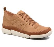Trifri Hi Sneaker in braun
