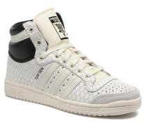 Top Ten Hi W Sneaker in weiß
