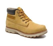 FOUNDER Stiefeletten & Boots in gelb