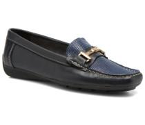 Usuelle Slipper in blau