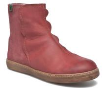 KEPINAE047 Stiefeletten & Boots in rot