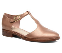 Taylor Palm Ballerinas in rosa
