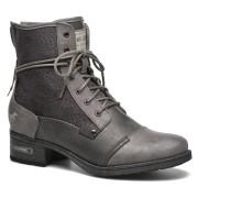 Madun Stiefeletten & Boots in grau