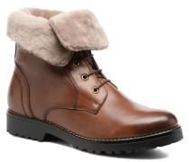 DOMINO Stiefeletten & Boots in braun