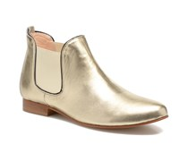 Lagun Stiefeletten & Boots in goldinbronze