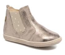 Aurora Stiefeletten & Boots in goldinbronze