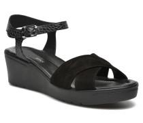 Tess 10 Sandalen in schwarz